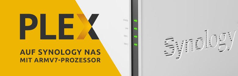 Artikelbild für Synology und Plex Media Server